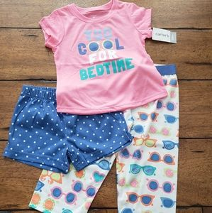 NWT 24 month 😎three piece PJ set